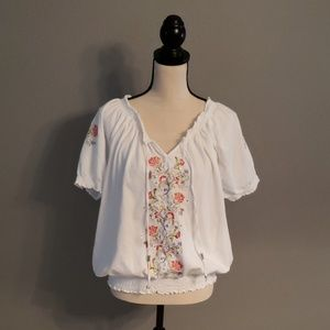 RXB Peasant Top Size Large